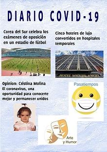 Revista Cristina Molina