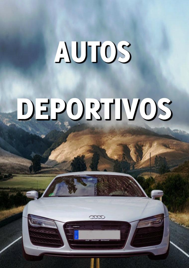 Autos Deportivos Primera parte