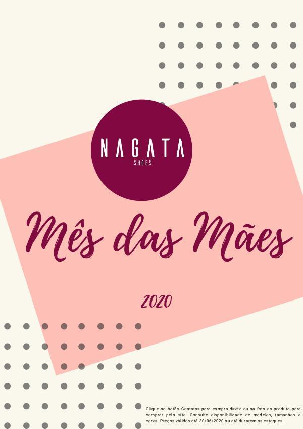 Nagata Shoes - Catálogo Mês das Mães Nagata -Catálogo Mês da Mães 2020.
