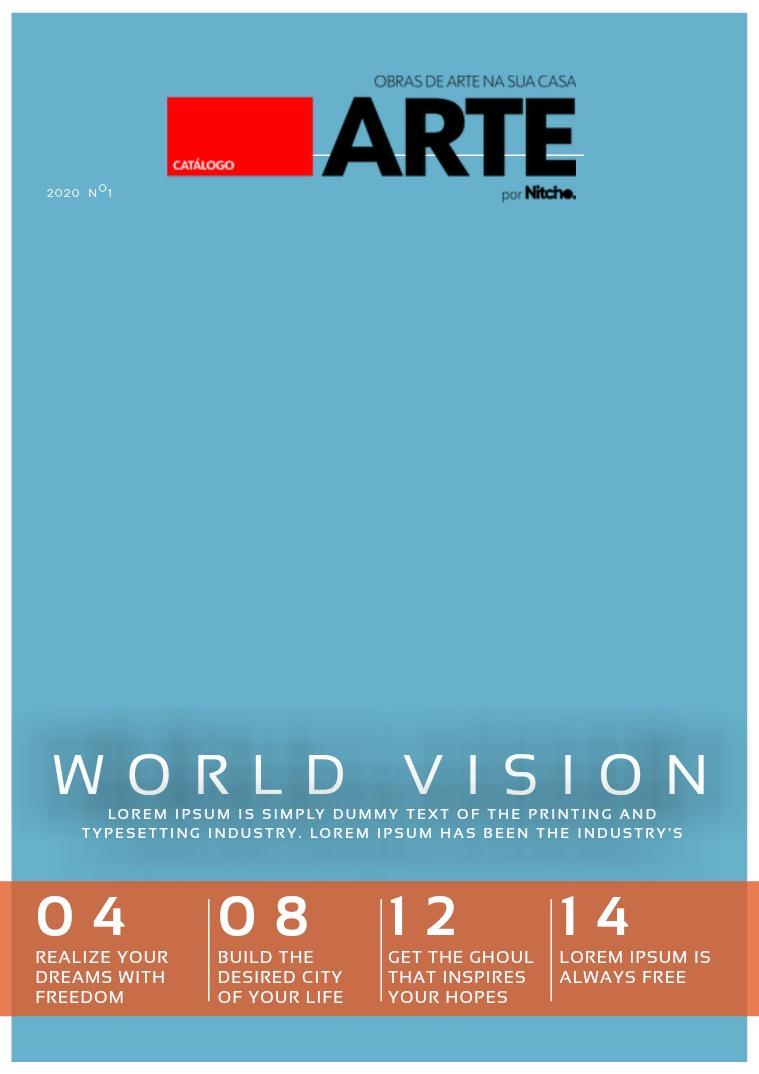 Catálogo de Artes 1
