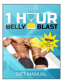 1 Hour Belly Blast Diet by Dan Long  PDF EBook Free Download