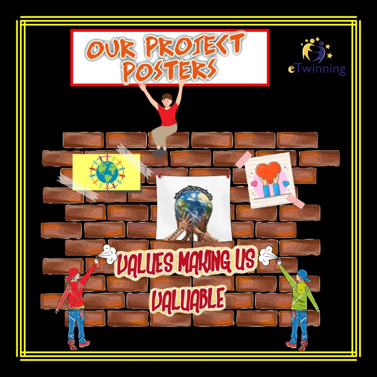 Our Project Posters