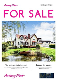 For Sale - the Anthony Flint Property Consultant online magazine