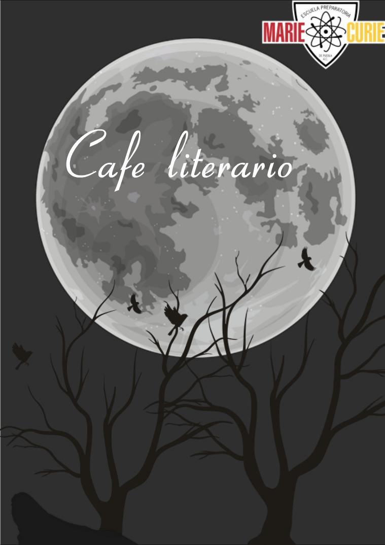 Cafe literario 1