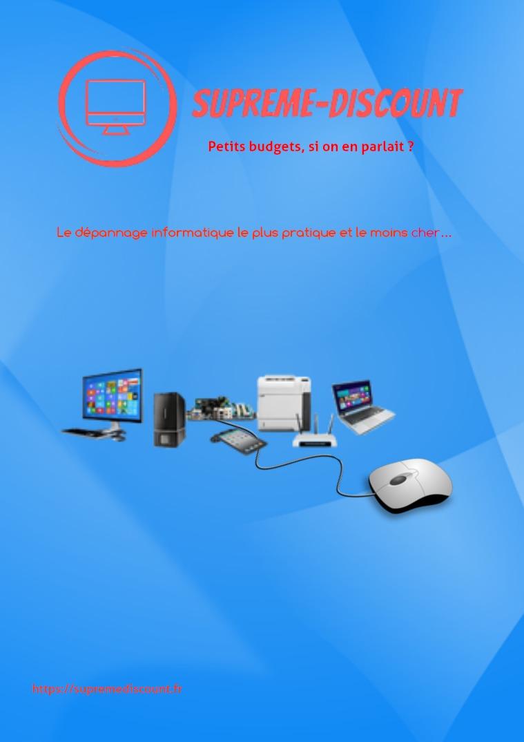 Catalogue des produits de Supreme-Discount