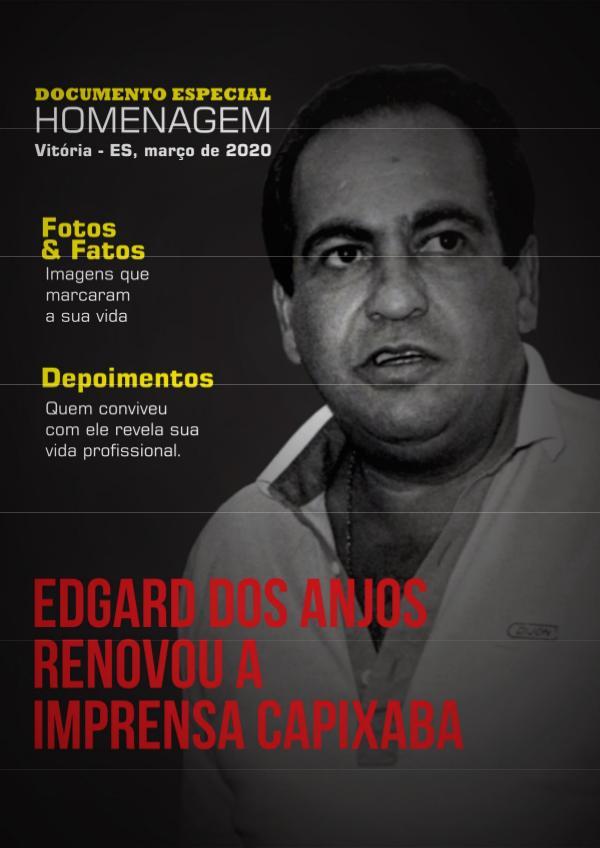 Revista Edgard dos Anjos REVISTA EDGARD