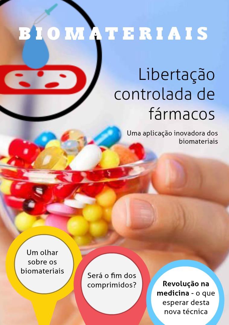 Libertação Controlada de Fármacos