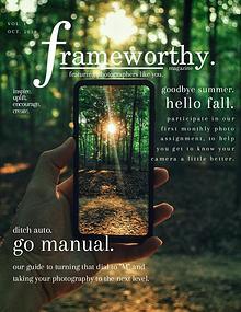 frameworthy. magazine