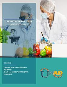 REVISTA- TENDENCIAS ALIMENTARIAS