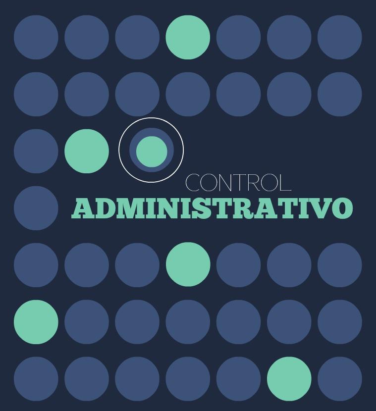 CONTROL ADMINISTRATIVO control administrativo