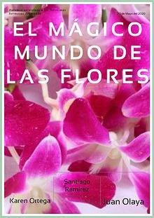 El mágico mundo de las flores