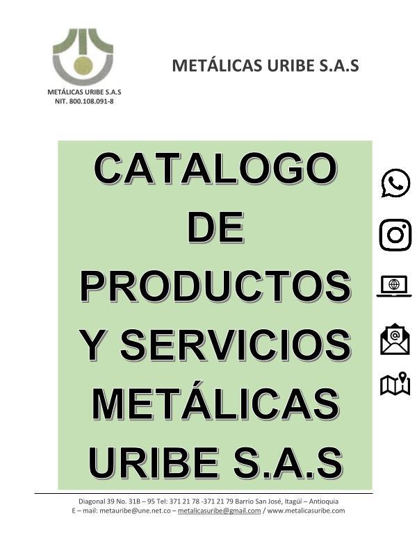 Metalicas Uribe S.A.S