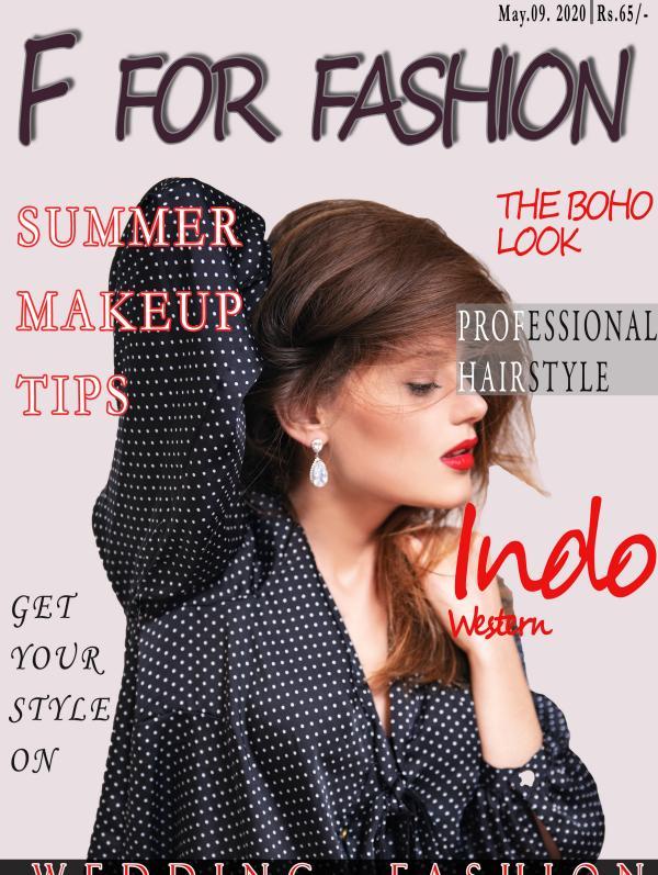 F For Fashion