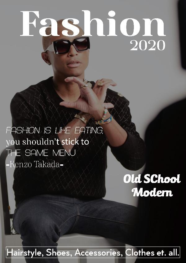Fashion 2020 : Fashion Is Like Eating June 2020