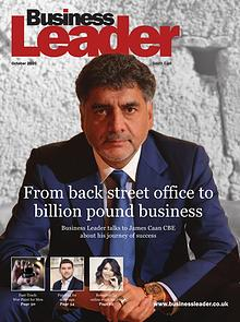 Oct 2020 Business Leader Magazine SE