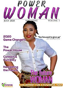 Power Woman Digital Magazine