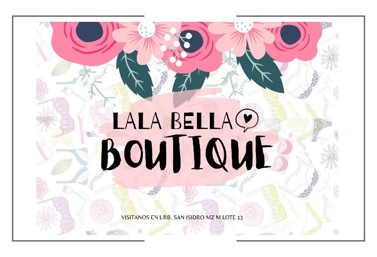 LalaBella Catálogo Primera Edición