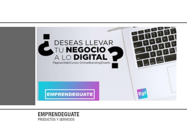 EmprendeGuate No.1
