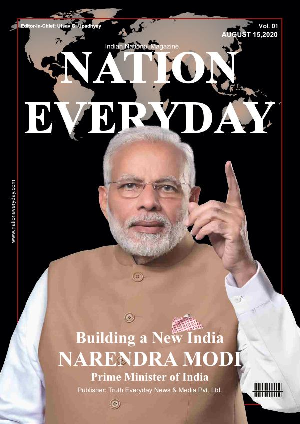 Nation Everyday Nation Everyday 15 August 2020 Vol.1 (English)