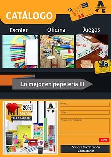 Catálogo e-A New Office-Café