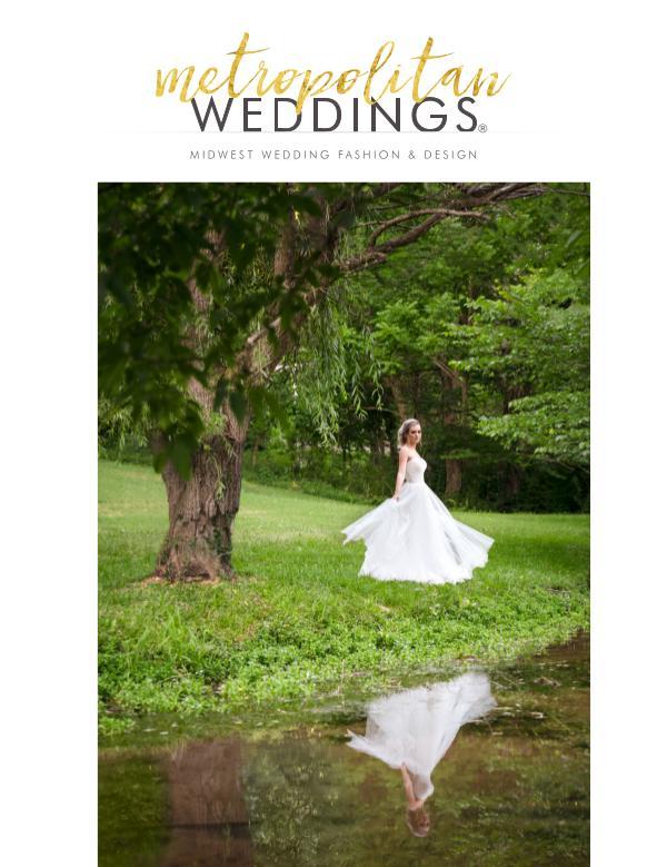 Metropolitan Weddings Fashion & Design SUM/FALL 20