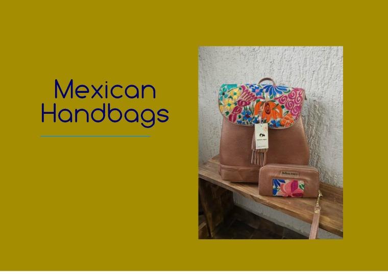 Mexican handbags
