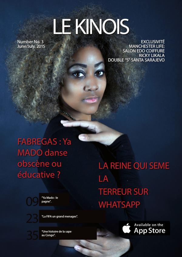 Necof Magazine Le Kinois