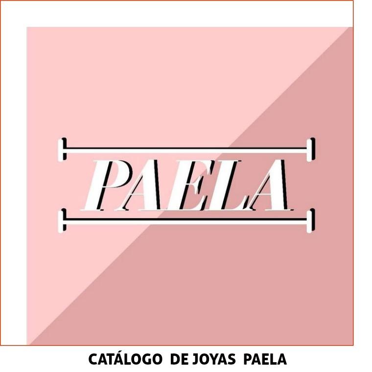 CATÁLOGO DE JORAS PAELA
